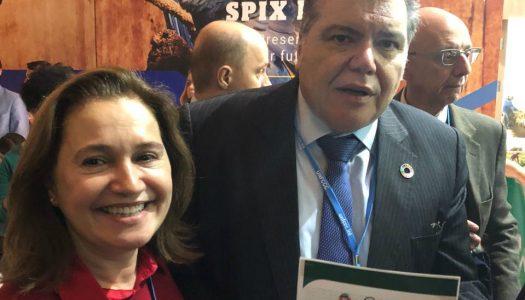 Setor privado entrega carta em apoio à precificação a ministro do MMA