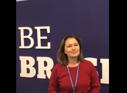 Marina Grossi destaca as soluções de baixo carbono apresentadas pelo setor empresarial na COP23